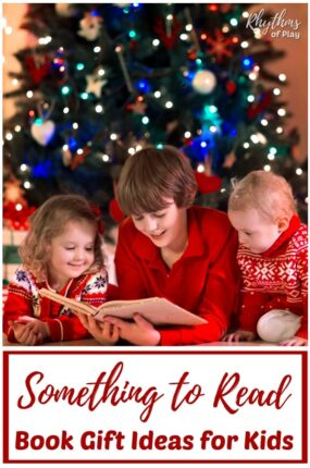 Best book gift ideas for kids from toddlers to teens!