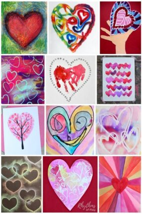 heart arts and crafts