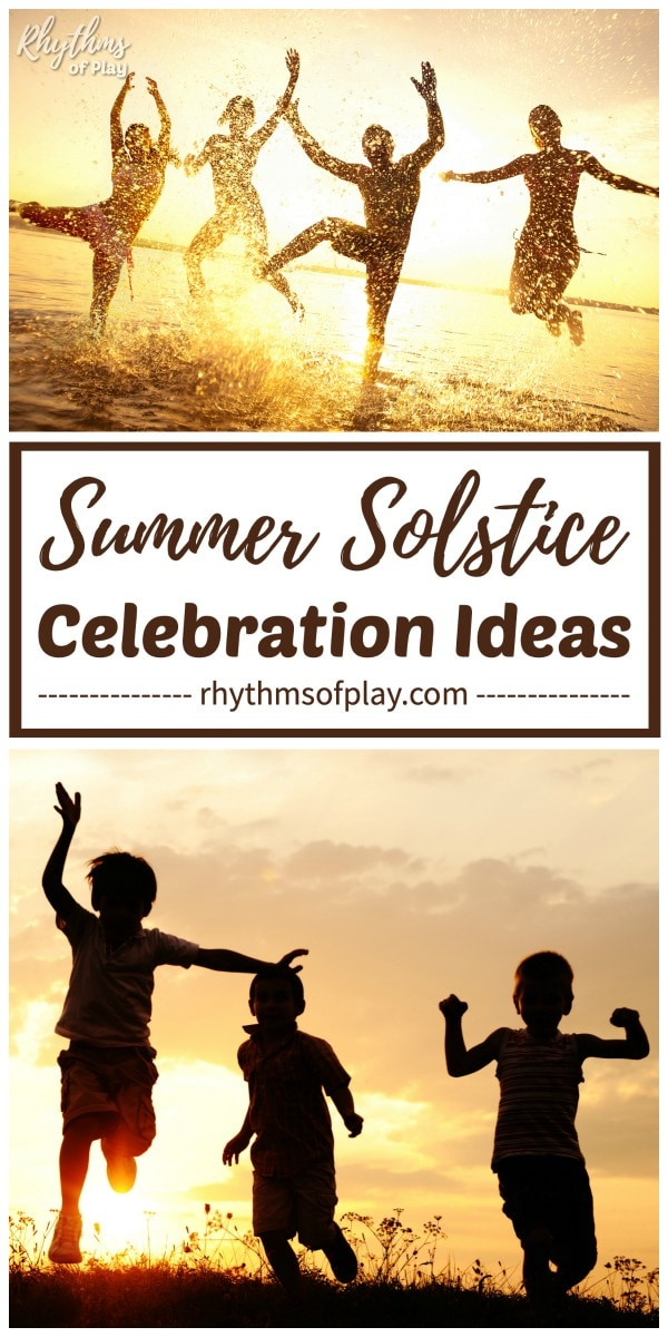 ways to celebrate the summer solstice