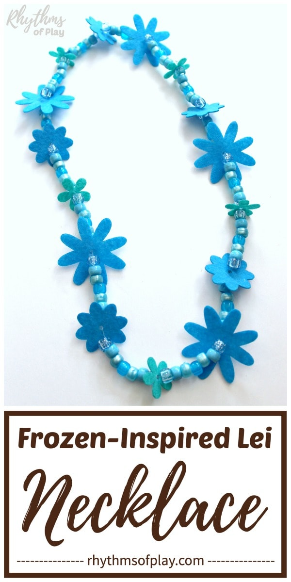 Frozen Movie Necklace Gift and Party Favor