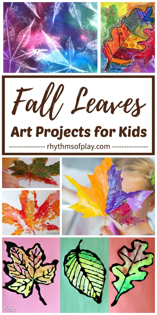 The Best Fall Art Projects for Kids | Rhythms of Play