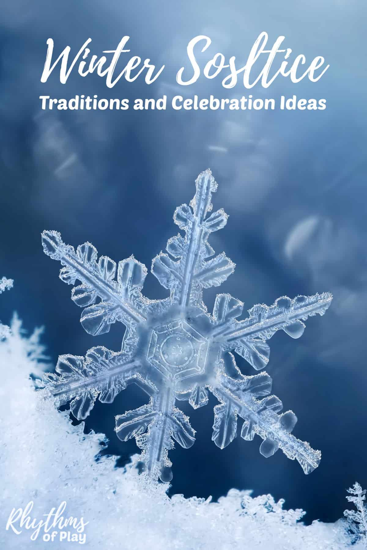 Winter solstice traditions and celebration ideas